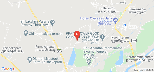 Thamirabharani Engineering College, Thachanallur, Tirunelveli, Tamil Nadu, India