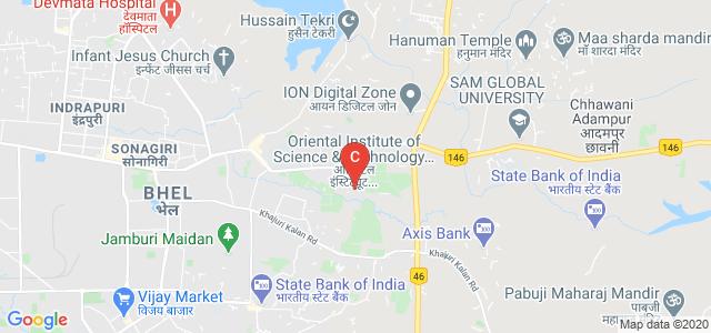 Oriental College of technology, Gopal Nagar, Bhopal, Madhya Pradesh, India