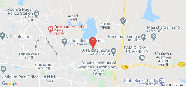 T.I.T Group of Institutions, Eastern Rd of BHEL, Opp. Hataikheda Dam, Anand Nagar, Bhopal, Madhya Pradesh, India