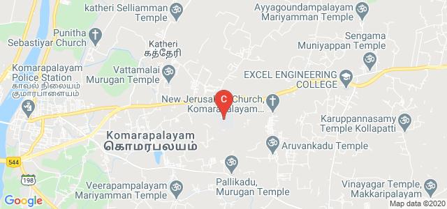 SSM College Of Engineering, Komarapalayam, Namakkal, Tamil Nadu, India