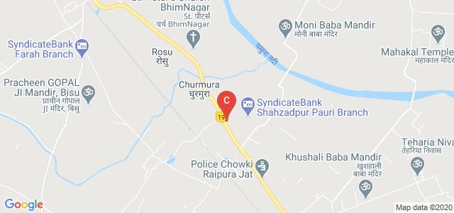 Sachdeva Institute Of Technology, Farah, Mathura, Uttar Pradesh, India