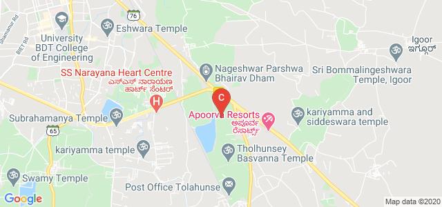 Jain Institute of Technology, Davanagere, Karnataka, India
