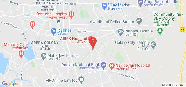 Medical College, AIIMS, AIIMS Campus, Saket Nagar, Habib Ganj, Bhopal, Madhya Pradesh, India