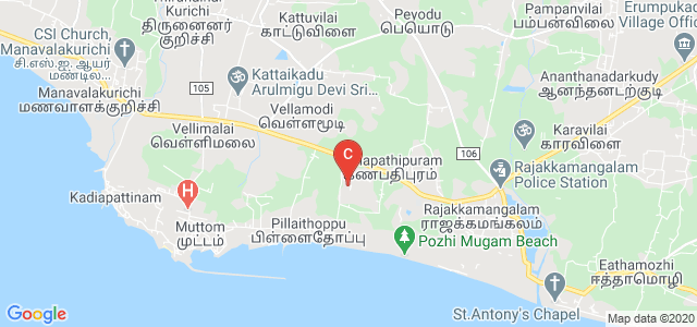 Stella Mary's College Of Engineering, Kanyakumari, Tamil Nadu, India