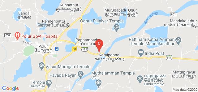 Oxford College of Engineering, Tiruvannamalai, Tamil Nadu, India