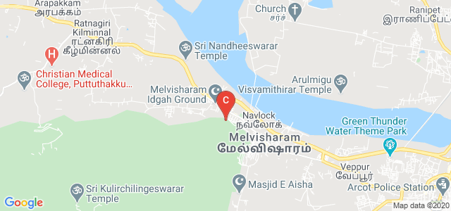 Global Institute of Engineering and Technology, Pudupet, Vellore, Tamil Nadu, India