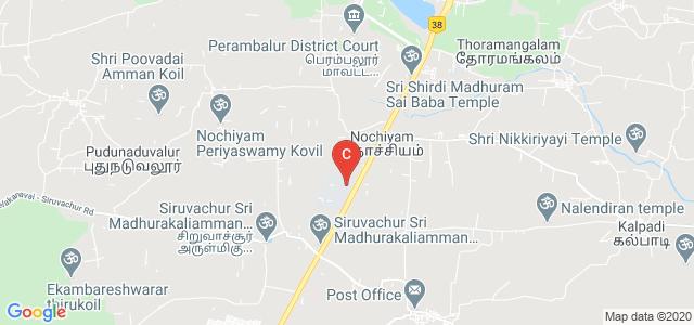Dhanalakshmi Srinivasan Institute of Research and Technology, Perambalur, Tamil Nadu, India