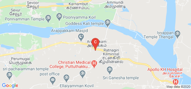Annai Mira College of Engineering and Technology - AMCET, Vellore, Tamil Nadu, India