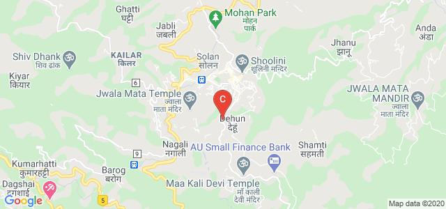 Government College Solan, Kathiala, Himachal Pradesh, India