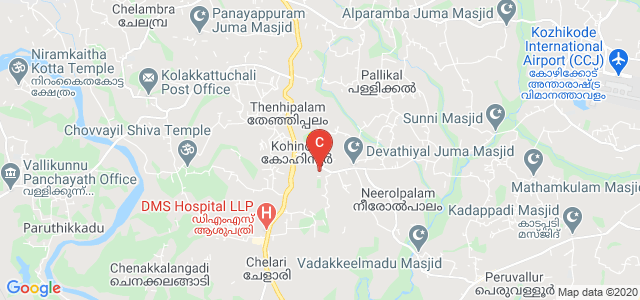 Institute of Engineering & Technology, Calicut University, Malappuram, Kerala, India