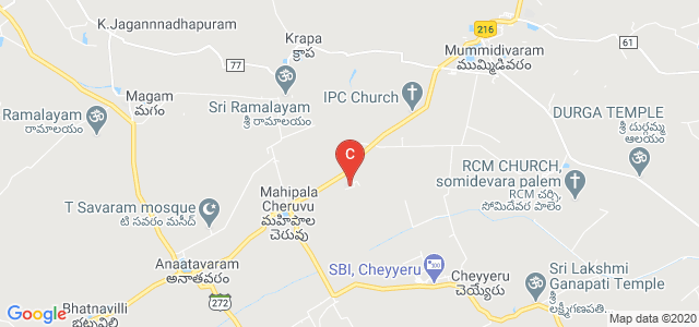 Srinivasa Institute of Engineering and Technology, Amalapuram, Andhra Pradesh, India