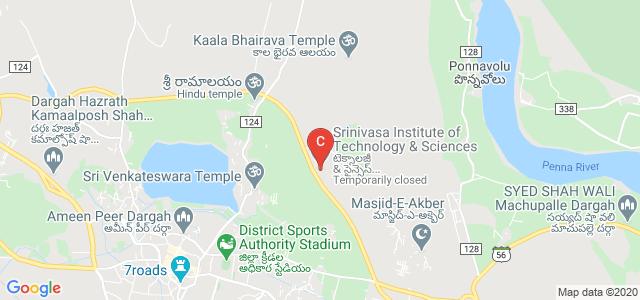 Srinivasa Institute of Technology & Sciences, KADAPA,Y.S.R., Kadapa, Andhra Pradesh, India