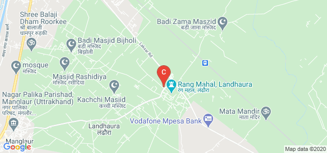 Chaman Lal Degree College Landhaura, Jainpur Jhanjheri, Haridwar, Uttarakhand, India