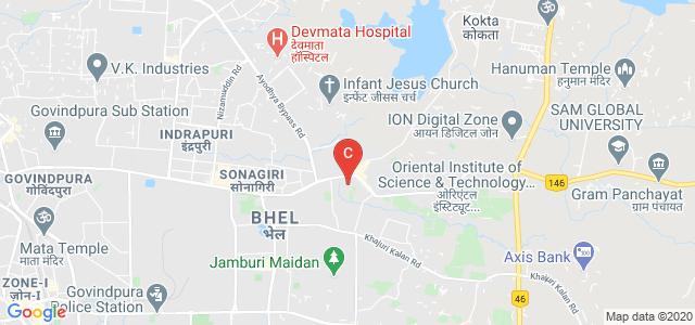 Oriental Institute of Science and Technology, Oriental Campus, Raisen Road, Opp, Patel Nagar, Bhopal, Madhya Pradesh, India