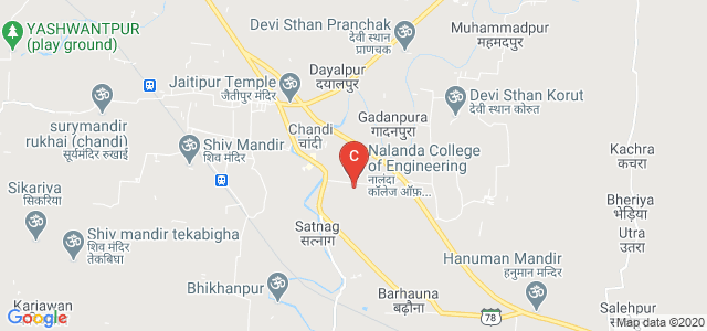 Nalanda College Of Engineering, Chandi, Bihar sharif, Bihar, India