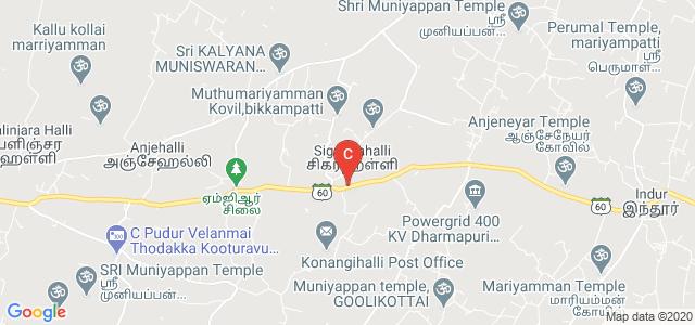 JAYAM COLLEGE OF ENGINEERING&TECHNOLOGY, Dharmapuri - Hogenakkal Road, Nallanur, Sigaralahalli, Tamil Nadu, India