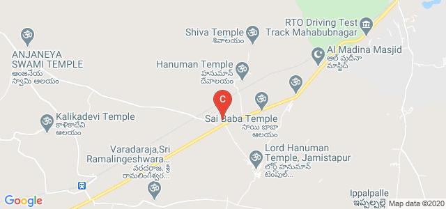 JAYA PRAKASH NARAYAN ENGINEERING COLLEGE, Mahbubnagar, Mahabubnagar, Telangana, India