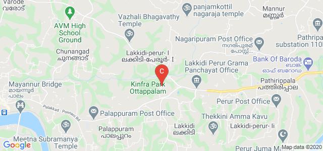 Jawaharlal College of Engineering and Technology, Mangalam, Ottapalam, Palakkad, Kerala, India