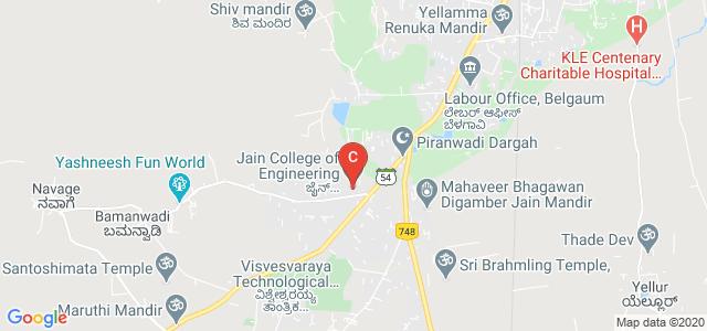 Jain College Of Engineering, Bahubali Nagar, Piranwadi, Belgaum, Karnataka, India