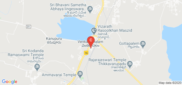 Venkatachalam, Nellore, Andhra Pradesh, India