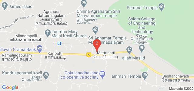 Ganesh College of Engineering, Salem, Tamil Nadu, India