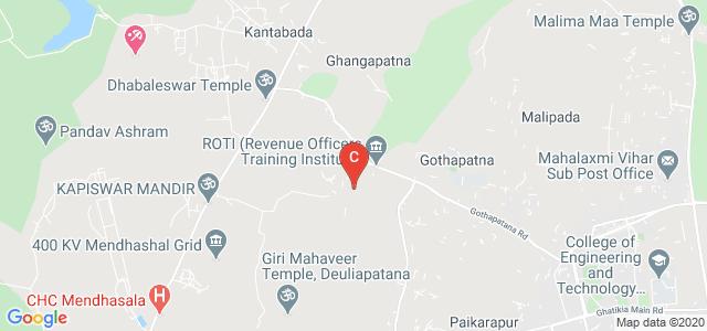 GIET College Road, Gangapatana, Ghangapatna, Odisha, India