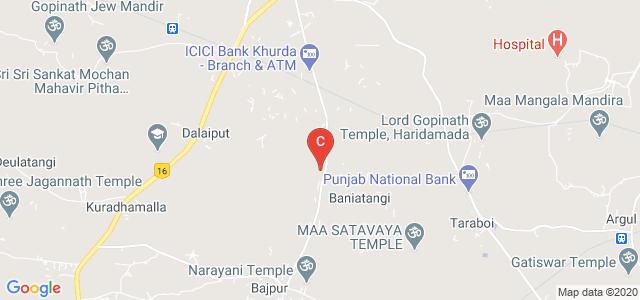 Gandhi Institute for Education & Technology, Khordha, Odisha, India