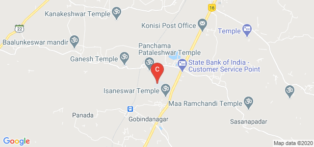 Gandhi Academy of Technology and Engg., Golanthara, Jhinkipadar, Odisha, India