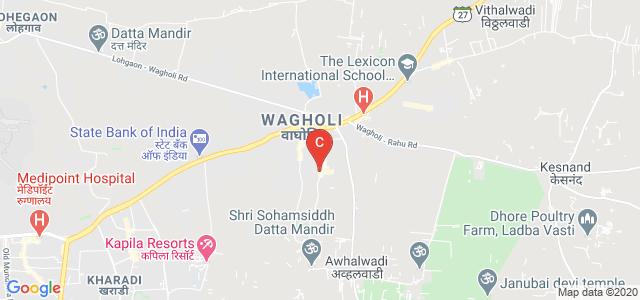 G H RAISONI INSTITUTE OF ENGINEERING AND TECHNOLOGY, Pune-Nagar Road, Wagholi, Pune, Maharashtra, India