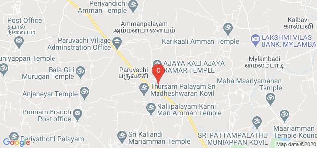Aishwarya College Of Engineering & Technology, Bhavani-Anthiyur-Kollegal Road, Erode, Tamil Nadu, India