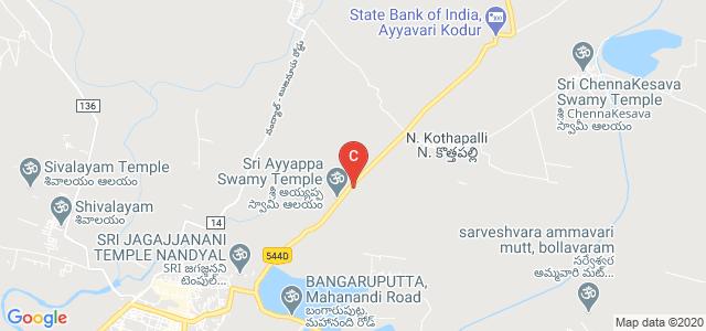 Viswavani College of Education, Ayyavari Kodur, Andhra Pradesh, India