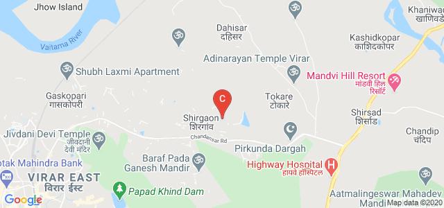 VIVA Institute of Technology, Chandansar, Virar, Maharashtra, India