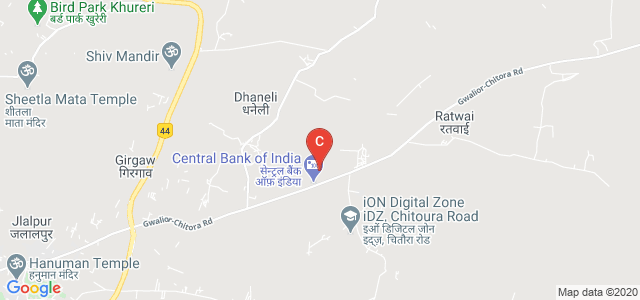 Vikrant Institute of Technology & Management Gwalior, Badagaon, Gwalior, Madhya Pradesh, India