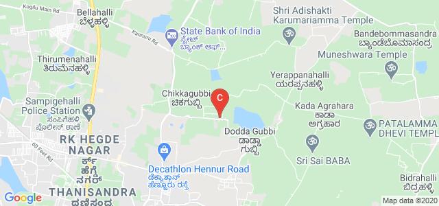 Vijaya Vittala Institute of Technology, Hennur Bagalur Rd, DODDA GUBBI POST, Bangalore, Karnataka, India
