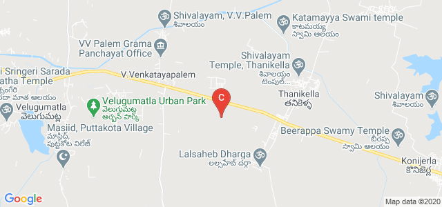 Vijaya Engineering College, Konijerla, Khammam, Telangana, India