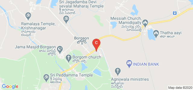 Vijay Rural Engineering College, Nizamabad, Borgaon, Telangana, India