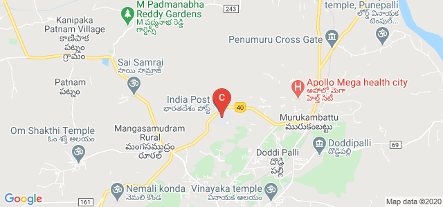 Sreenivasa Institute of Technology and Management Studies, Chittoor, Andhra Pradesh, India