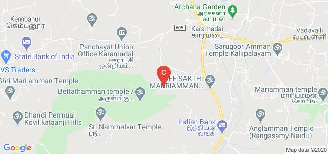 SREE SAKTHI ENGINEERING COLLEGE, Tamil Nadu, India