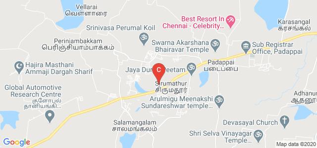 RRASE College of Engineering, Vandalur - Oragadam - Walajabad Road, Padapai, Tamil Nadu, India