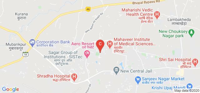 RKDF College of Technology, Airport Rd, Abbas Nagar, Gandhi Nagar, Bhopal, Madhya Pradesh, India