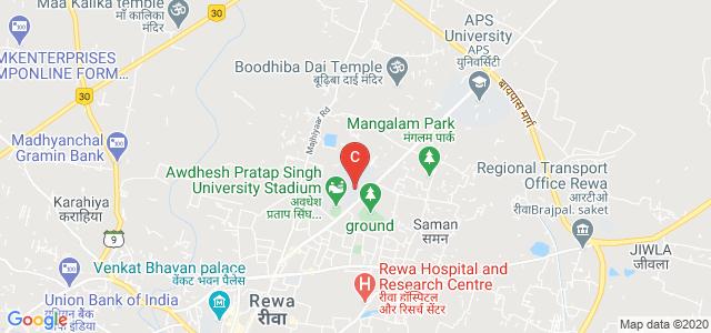 Rewa Engineering College, Major District Road, Rewa, Madhya Pradesh, India