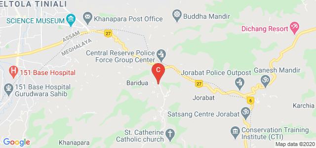 Regional Institute of Science & Technology, Baridua, Meghalaya, India