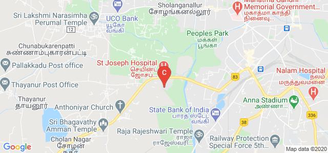 Oxford Engineering College, East Coast Road, Pirattiyur, Tiruchirappalli, Tamil Nadu, India