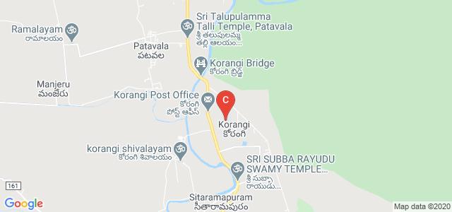 Kakinada Institute of Engineering & Technology, Coringa, Andhra Pradesh, India