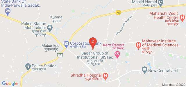 All Saints College Of Engineering, Peepalner Village, Gandhi Nagar, Bhopal, Madhya Pradesh, India