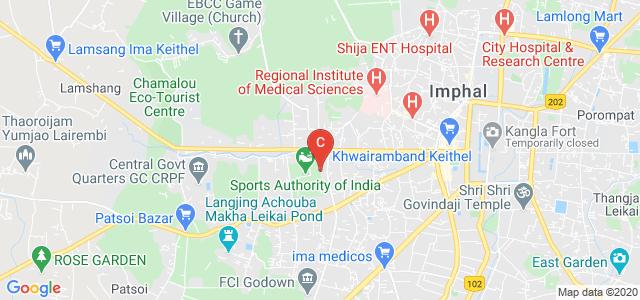 CENTRAL INSTITUE OF PLASTICS ENGINEERING AND TECHNOLOGY, Takyel Road, Khuraijam Leikai, Imphal, Manipur, India