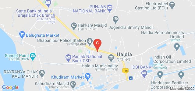 Central Institute of Plastics Engineering and Technology, Kshudiram Nagar, Haldia, West Bengal, India