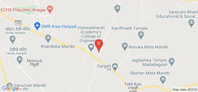 Vishwabharati Academy's College of Engineering and Polytechnic, Ahmednagar, Maharashtra, India