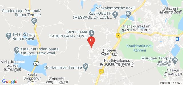 PTR Engineering College, Chettikulam, Tamil Nadu, India