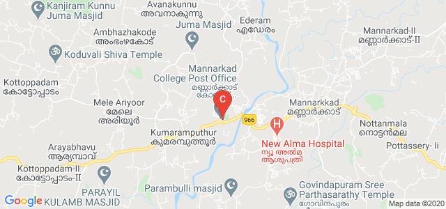MES Kalladi College, Palakkad, Kerala, India